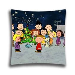 Christmas Decorative Pillow Cover-Xmas Stuff For Charlie Bro