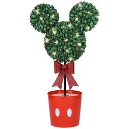 GEMMY CHRISTMAS DISNEY MAGIC HOLIDAY LED LIGHTED MICKEY MOUS