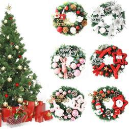 Christmas <font><b>Wreaths</b></font> Artificial <font><b>Ga