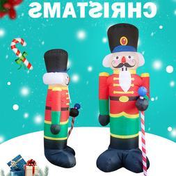 Christmas Inflatable Doll <font><b>Nutcracker</b></font> Sol