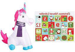Holiday Shop Christmas Inflatables Outdoor Decoration Advent