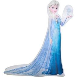 Christmas Inflatable 5' LED Photoreal Elsa Disney Frozen Out