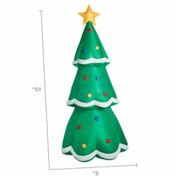 Christmas Tree  Airblown Inflatable  Giant 10ft tall by Gemm