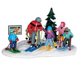 Lemax Christmas Village Collection Ski School