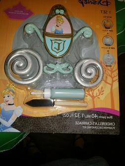 Cinderella's carriage pumpkin decorating kit