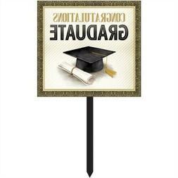 Classic Graduation Yard Sign Graduation Party Decoration