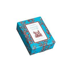 Seda France Classic Toile Japanese Quince Paper-Wrapped Bar