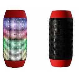 Bong Buy colorful wireless Bluetooth music pulsating LED lig