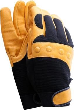 Town & Country Large Comfort Fit Premium Gardening Gloves fo