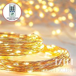 Commercial Grade Deluxe 78ft Fairy Star String Light Set - F