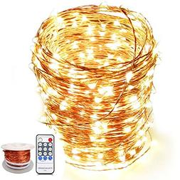OrgMemory Copper LED Fairy Lights, , Room Lights, Starry Lig