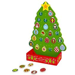 Pidoko Kids Countdown To Christmas Advent Calendar Tree - Wo
