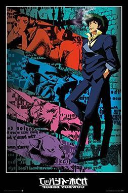 Cowboy Bebop - Anima / Manga TV Show Poster / Print