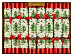 Christmas Crackers - Christmas Tree Christmas Crackers with