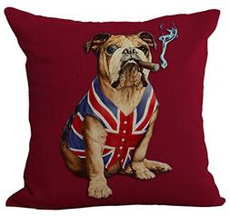 Creative Personality American Flag And Union Jack Pet Dog Co