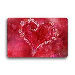 """Yestore Custom Happy Valentine's Day Love Rose 15.7"""" x 23.6"""""""