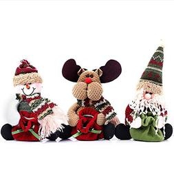 CYNDIE Hot Sale New Christmas Cute Funny Stocking Decorating