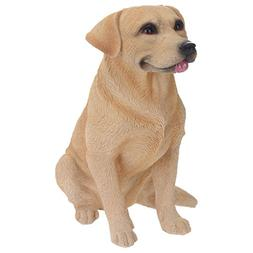 URBN-Living Cute Golden Retriever Adorable Detailed Puppy Do
