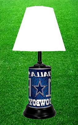 Dallas Cowboys Table Lamp