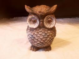Décor ~ Resin Yard Owl