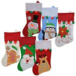 Christmas Stocking Decorations Celebrate a Holiday Personali