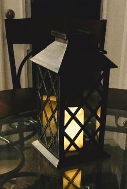 Decorative Solar Lantern Light Lamp Outdoor Garden Patio Yar