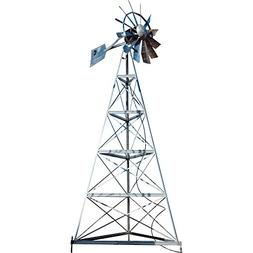 Outdoor Water Solutions Deluxe Aeration Windmill System - 20