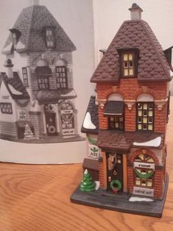 Department 56 Heritage Village Collection Christmas in the C