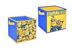 Universal Despicable Me Storage Cube