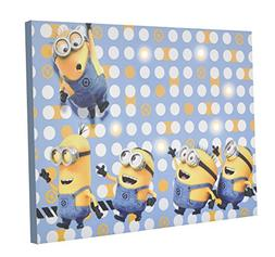 Universal Despicable Me LED Wall Art