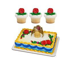 Disney's Beauty & The Beast BELLE Licensed Cake Topper by De