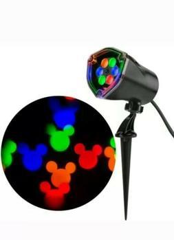 Disney Mickey Mouse Fantastic Flurry LED Projection Spotligh