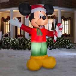 Gemmy Disney Mickey Mouse Lighted Giant Airblown Inflatable