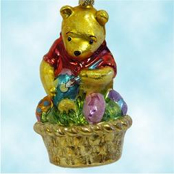 Christopher Radko Disney Winnie the Pooh Easter Ornament