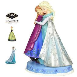 Westland Giftware Disneys Frozen Elsa and Anna Resin Figurin