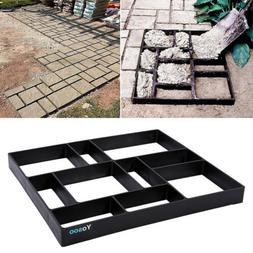 DIY Paving Pavement Concrete Stepping Driveway Stone Path Mo