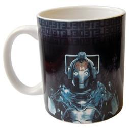 Underground Toys Doctor Who Cyberman Mug
