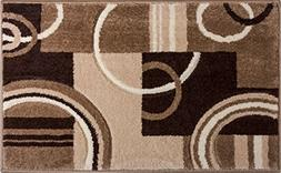 Doormat Ruby Kitchen Bathroom Soft Durable Accent Rug Small