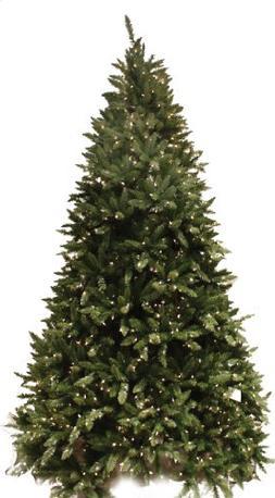 Good Tidings 7.5Ft Douglas Fir Artificial Prelit Christmas T