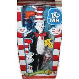 "12"" Dr. Seuss' The Cat In The Hat Talking Figure"