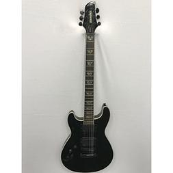 Fernandes Dragonfly Deluxe Electric Guitar - Black