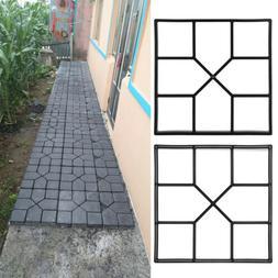 Durable Paving Pavement Concrete Stepping Stone Path Walk Mo