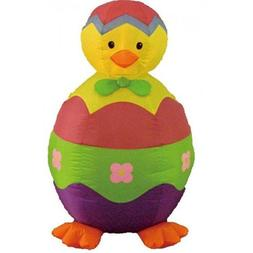 BZB Goods 4' Easter Inflatable Hatching Chick