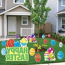Easter Yard Decor Yarddecor