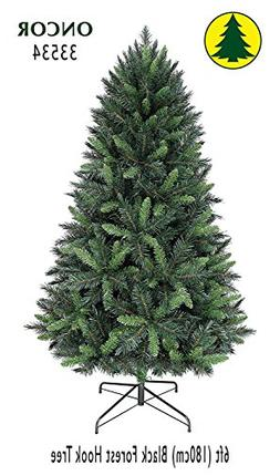 6ft Eco-Friendly Oncor Black Forest Christmas Tree