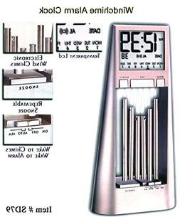 Electronic Wind Chime Clock