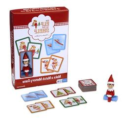 Elf on the Shelf Make-a-Match Game -- Based on the Bestselli