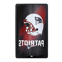 Party Animal New England Patriots Logo MotiGlow Light Up Sig