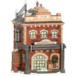 Department 56 New England Village Colonial Post and Telegrap
