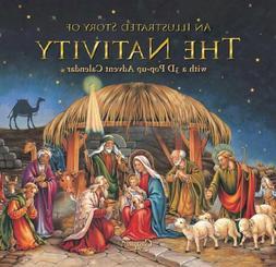 Entertaining with Caspari Christmas Pop-Up Advent Calendar a